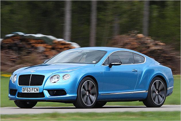 Bentley Continental GT V8 S Test: Fahrbericht mit technische Daten und Preis