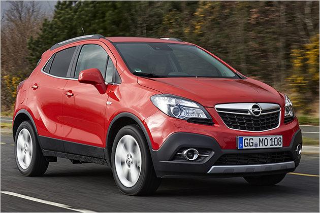 Opel Mokka 1.6 CDTI Automatik im Test mit technischen Daten und Preis