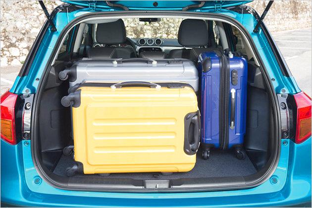 Der Kofferraum Fasst 375 Liter