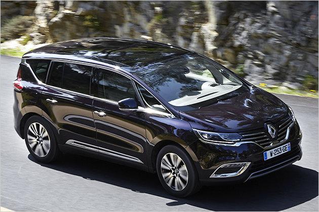 Renault Espace im Test mit technischen Daten und Preis zur Markteinführung
