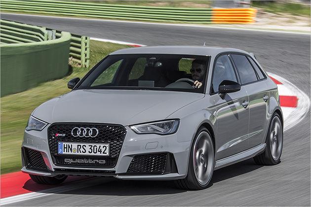 Jetzt auch mit Fahrspaß? Test Audi RS 3 2015 mit technischen Daten und Preisen