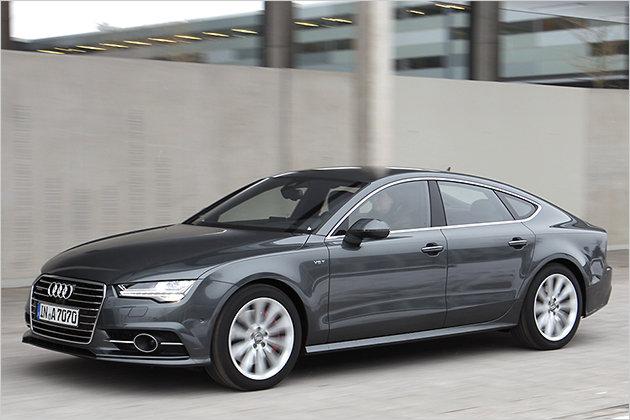 Audi A7 Sportback Competition im Test mit technischen Daten, Preis und Verbrauch