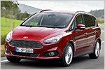 Ford S-Max im Test mit technischen Daten und Preis zur Markteinführung