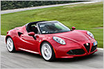 Endlich so gut wie er aussieht? Test Alfa Romeo 4C Spider mit Preis...