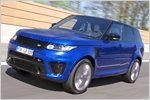 Range Rover Sport SVR im Test: Der stärkste und schnellste Land Rov...