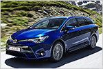 Toyota Avensis Touring Sports im Test mit technischen Daten und Pre...