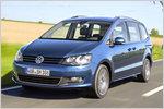 VW Sharan Facelift 2015 im Test mit technischen Daten und Preis zur...