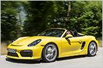 Der Mehr-Bock-Boxster: Test Porsche Boxster Spyder 2015 mit technis...