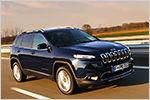 Jeep Cherokee 2.2 Multijet Diesel mit 200 PS im Test mit technische...