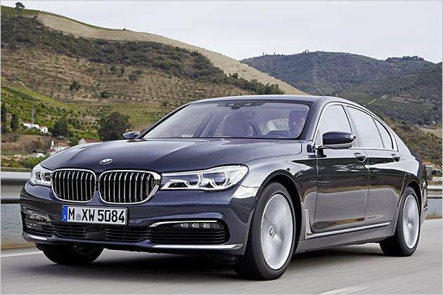 Neuer BMW 7er im Test mit technischen Daten und Preis zur Markteinführung