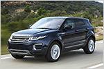 Gelifteter Range Rover Evoque mit neuem Diesel im Test mit technisc...
