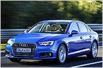 Fahrbericht: Neuer Audi A4 mit 252-PS-Top-Benziner im Test mit tech...