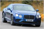 Test Bentley Continental GT Speed 2016 mit technischen Daten, Preis...