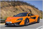 Test McLaren 570S mit technischen Daten, Preis, 0-100-km/h-Zeit und...
