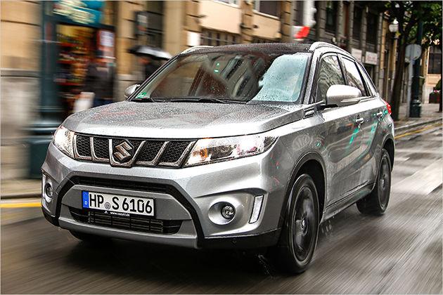 Suzuki Vitara S im Test mit technischen Daten und Preis