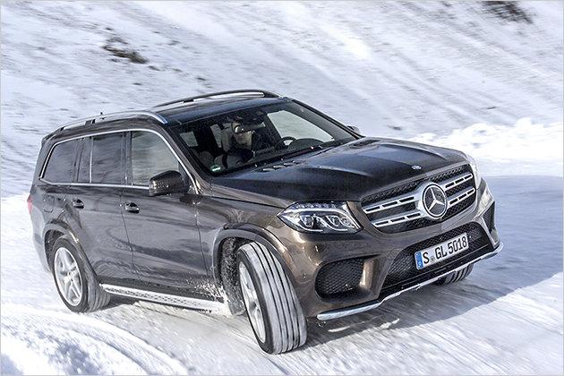 Mercedes GLS 350 d 4Matic im Test: Fahrbericht mit technischen Daten, Preis und Markteinführung