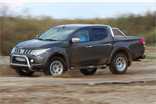 Mitsubishi L200 im Test mit technischen Daten und Preisen: Wie alltagstauglich ist der Ein-Tonnen-Pick-up?
