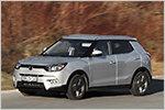 Test SsangYong Tivoli e-XDi 160 4WD mit technischen Daten, Preis un...