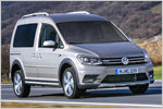 Alles nur Show? Der VW Caddy Alltrack im Test mit technischen Daten...