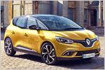 Cross gegrillt: Neuer Renault Scénic debütiert auf dem Genfer Autos...