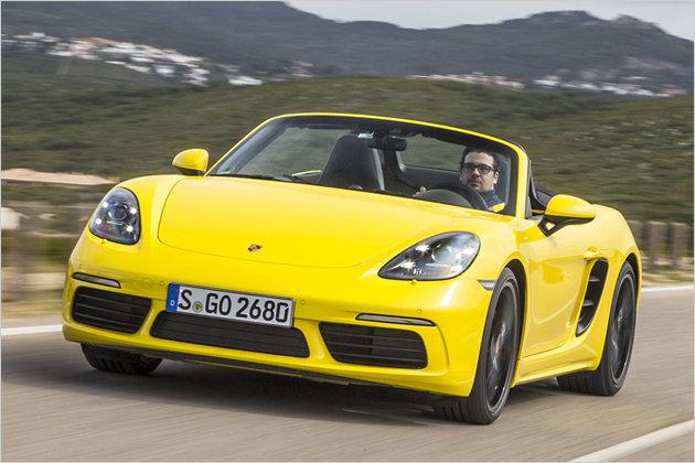 Alles hin mit vier Zylindern? Test Porsche 718 Boxster mit technischen Daten, Preis, 0-100-km/h-Zeit und Marktstart