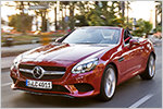 Hilfe, Diesel-Roadster? Mercedes SLC 250 d im Test mit technischen ...
