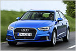 Audi A3 Sportback nach dem Facelift mit neuen Motoren im Test