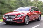 Test Mercedes E-Klasse T-Modell mit technischen Daten, Preisen und ...