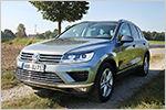 VW Touareg Exclusive mit 262-PS-Diesel im Test mit Daten und Preisen