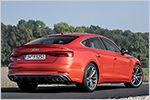 Audi S5 Sportback im Test mit technischen Daten und Preisen