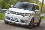Das erste DUV (Drolliges Utility Vehicle) der Welt: Test Suzuki Ign...