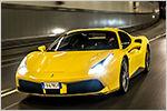 Ich, ein offener Ferrari, Schneeregen und 30 Stunden Zeit: Test Fer...