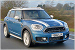 Mini Cooper S Countryman All4 (2017) im Test: Das Offroad-Gokart-Cr...