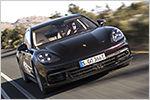 Kopf über Herz? Test Porsche Panamera 4 E-Hybrid mit technischen Da...
