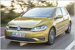 Neuer VW Golf im Test mit Preisen und technischen Daten zur Marktei...