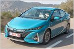 Neuer Toyota Prius Plug-in Hybrid im Test mit technischen Daten und...