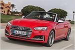 Im Test: Audi S5 Cabrio mit technischen Daten und Preisen zur Markt...
