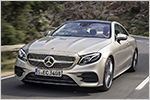S-Coupé in schlau: Test Mercedes E-Klasse Coupé 2017 mit technische...