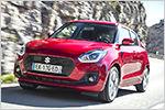 Suzuki Swift (2017): Neuauflage mit Turbo im Test mit technischen D...