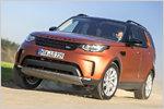 Land Rover Discovery 5 (2017) im Test: Fahrbericht mit Wertung, tec...