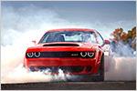 Dodge Challenger Demon 2018: Alle Infos zum 852-PS-Irrsinn