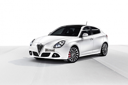 Die neue Alfa Romeo Giulietta