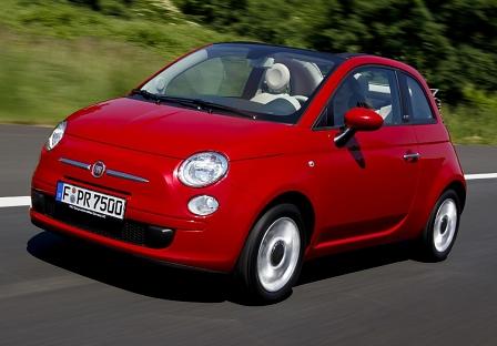 Fahrbericht Fiat 500 Cabrio - Offen für die City