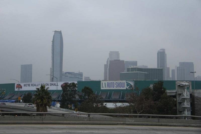Los Angeles Auto Show - Hollywood lässt bitten