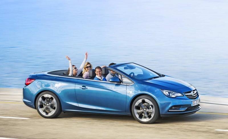 Opel Cascada - Der Sommer kann kommen