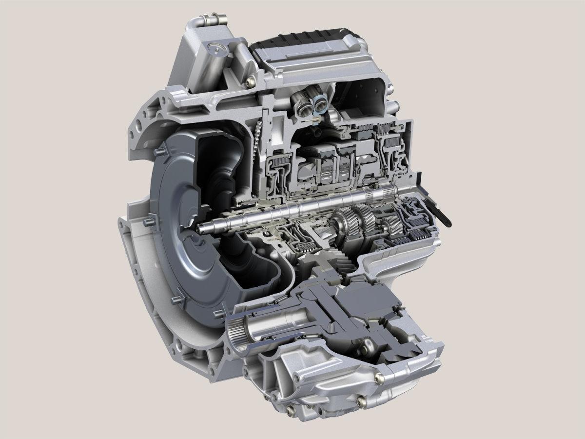 Automatikgetriebe der Zukunft - Zahnrad-Spagat