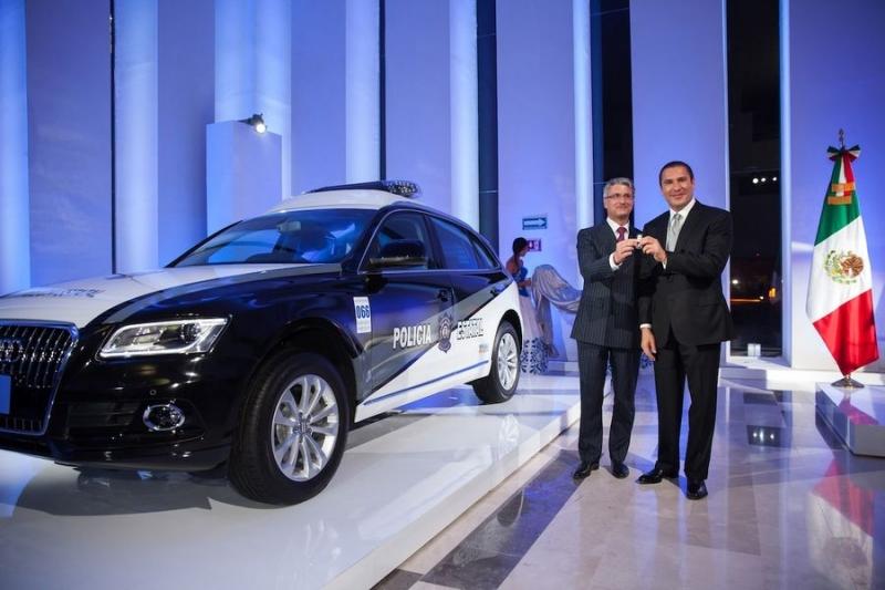 Audi-Strategie Lateinamerika - In die weite Welt