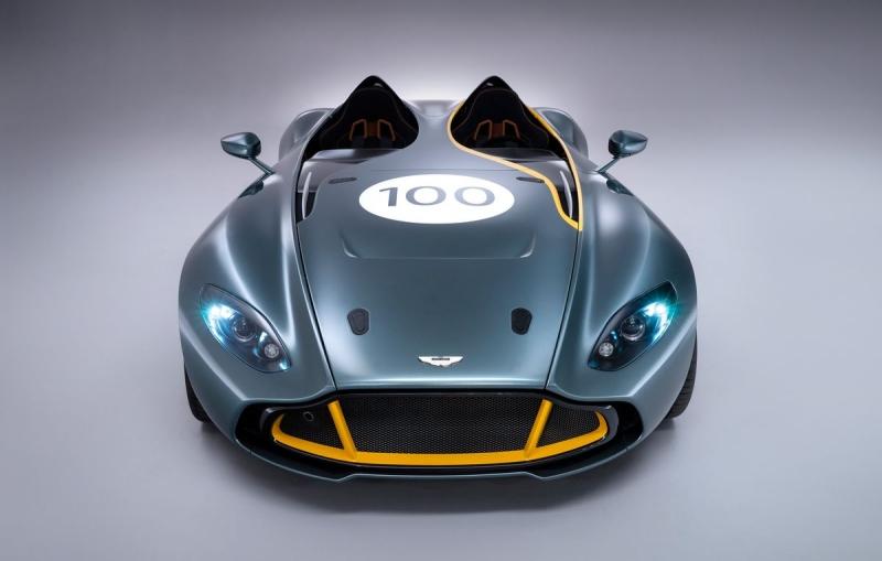 Aston Martin 100CC - Zurück zu den Wurzeln