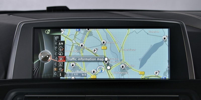 BMW Connected Drive - BMW macht den Apfel