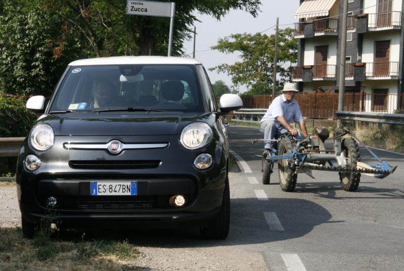 Der neue Fiat 500L Living